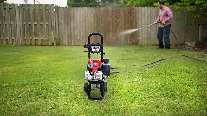 Best Pressure Washers for Walls