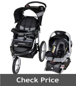 Baby Trend ExpeditionFlex Jogger Travel System