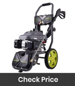 AUTLEAD GSH02A Gas Pressure Washer 3200