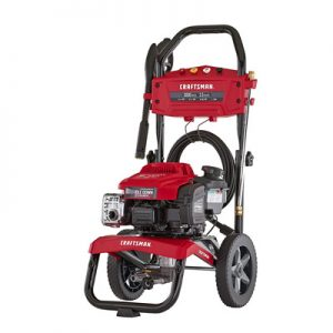 Best 3000 PSI Gas Pressure Washer