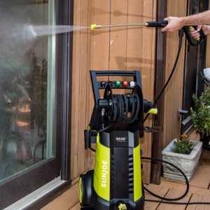 Best Pressure Washer for Siding