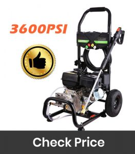 Cacat Gas Pressure Washer 3600PSI