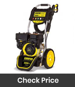 Champion 3200 PSI Gas Pressure Washer