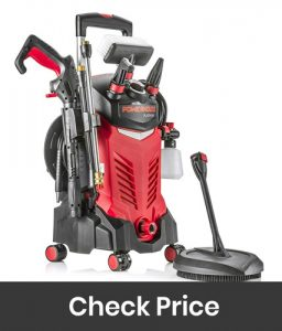 Powerhouse International Pressure Washer 3000 PSI 2.2 GPM