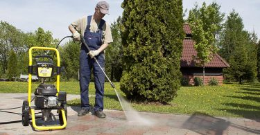 How to Replace a Pressure Washer Pump