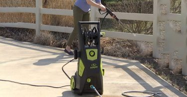 Best Sun Joe SPX3501 Electric Pressure Washer overview