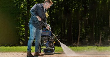 Westinghouse WPX2700 Gas Powered Pressure Washer Review