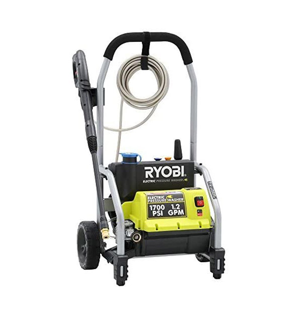 Best Ryobi RY14122 High Power Pressure Electric Washer Review
