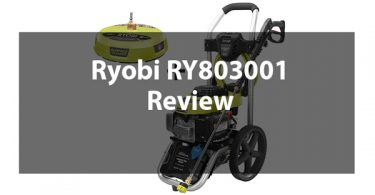 Best Ryobi RY803001 gas powered pressre waher