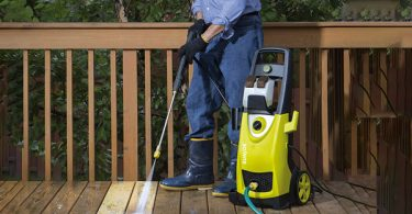 Best Sun Joe Portable Electric Pressure Washer Review 1