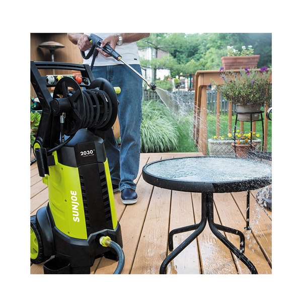 Best Sun Joe SPX3001 Electric Pressure Washer with Review