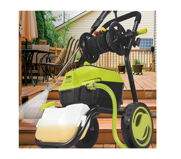 Best Sun Joe SPX4501 Electric Pressure Washer Review