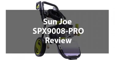Best Sun Joe SPX9008 PRO Presure Washer Review
