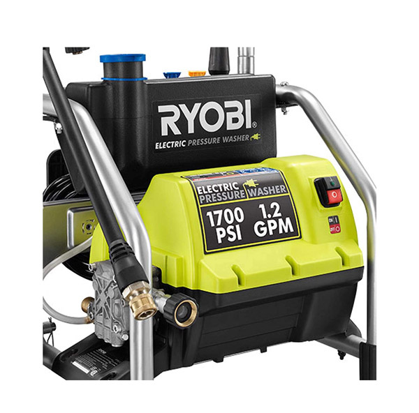 Ryobi RY14122 High Power Pressure Electric Washer Review