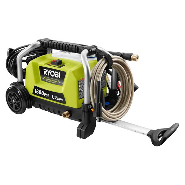Ryobi RY1418MT Electric Power Pressure Washer Review