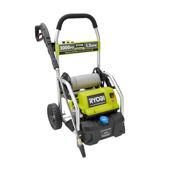 Ryobi RY141900 Electric Power Pressure Washer Review
