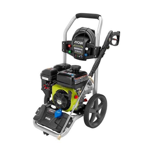 Ryobi RY80588A Gas Powered Pressure Washer Review