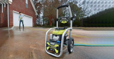 Ryobi RY80942 Cold Water Gas Powered Pressure Washer Review