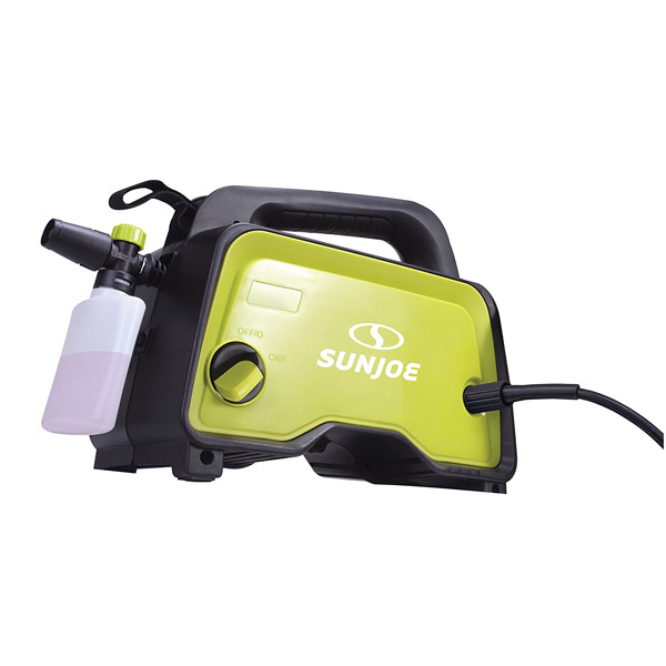 Sun Joe SPX202E Hand Carry Electric Pressure Washer Review