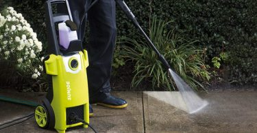 Sun Joe SPX2500 Pressure Washer Review