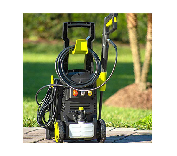 Sun Joe SPX2598 MAX 13 Amp Electric Pressure Washer Review