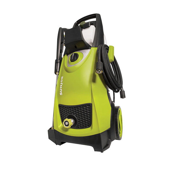 Sun Joe SPX3000 Electric High Pressure Washer Review