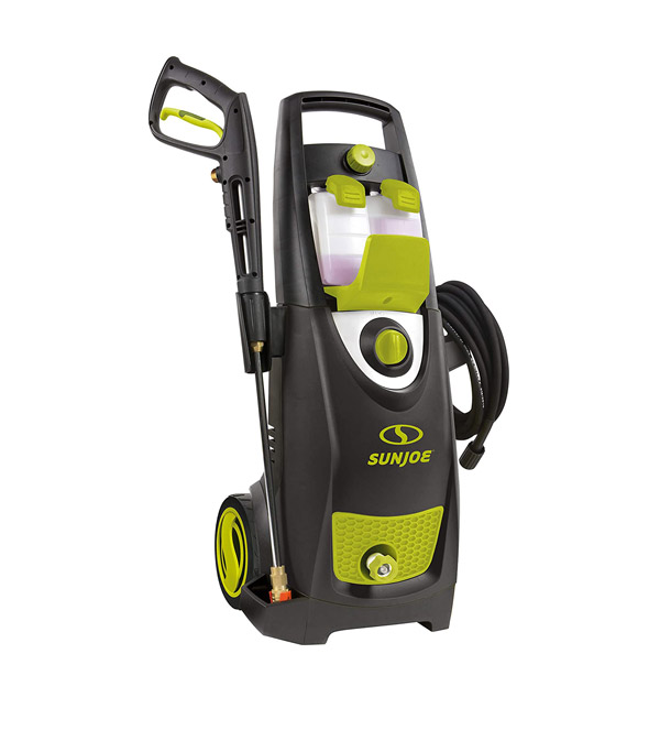Sun Joe SPX3000 MAX High Performance Pressure Washer Review