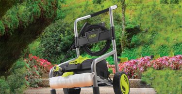 Sun Joe SPX4003 1.6 GPM Electric Pressure Washer