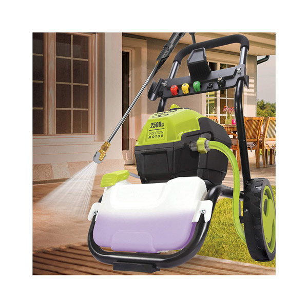Sun Joe SPX4500 High Performance Electric Pressure Washer Review