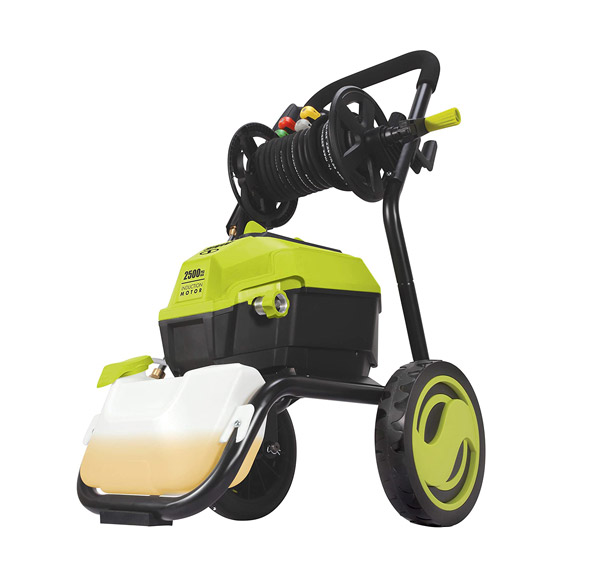 Sun Joe SPX4501 Electric Pressure Washer Review