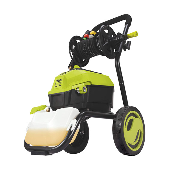 Sun Joe SPX4501 High Performance Electric Pressure Washer Review
