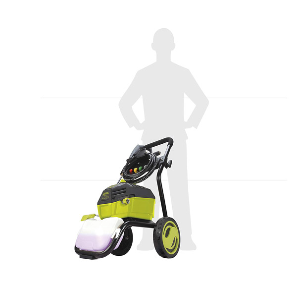 Sun Joe SPX4600 Hand Truck Electric Pressure Washer Review