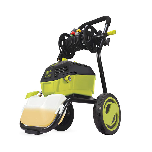 Sun Joe SPX4601 High Performance Electric Pressure Washer Review