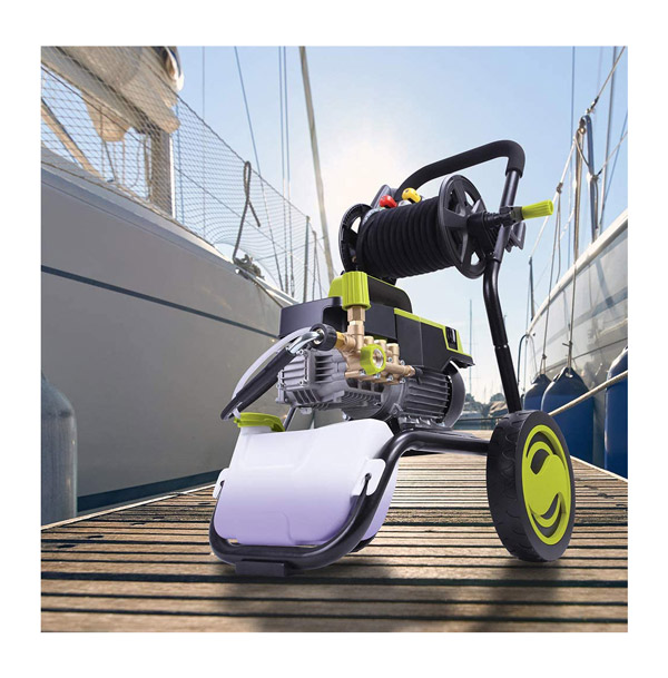 Sun Joe SPX9006 PRO Commercial Pressure Washer Review